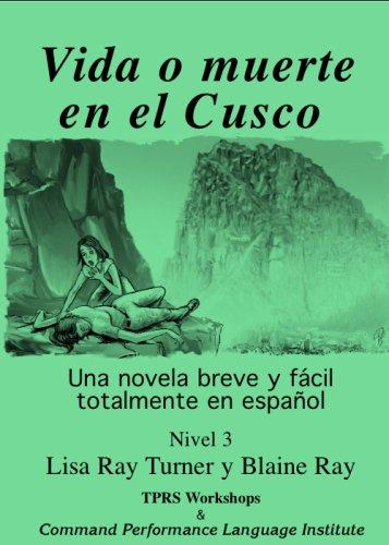 VIDA O MUERTE EN EL CUSCO N/A edition cover