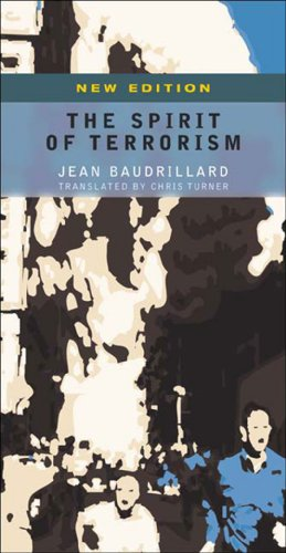 Spirit of Terrorism   2003 (Revised) edition cover