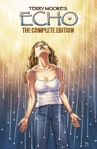 Echo The Complete Edition  2011 edition cover
