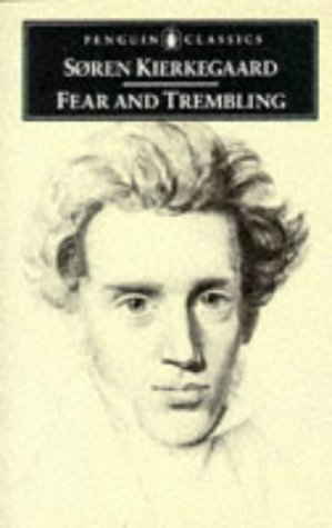 Fear and Trembling   1985 (Reprint) edition cover