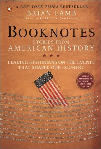 Booknotes Stories from American History  2002 9780142002490 Front Cover