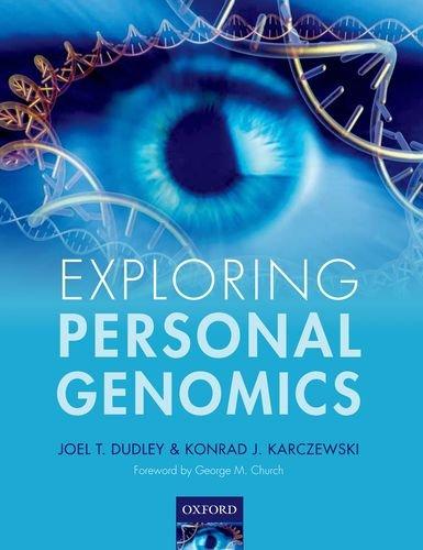 Exploring Personal Genomics   2013 edition cover