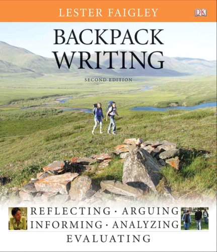 Backpack Writing  2nd 2010 edition cover