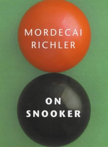 On Snooker N/A edition cover