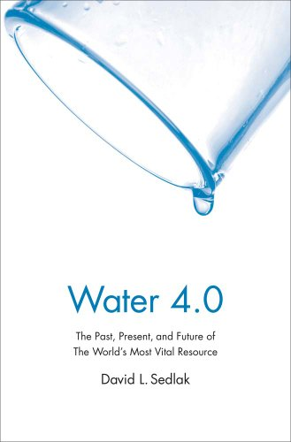Water 4.0 The Past, Present, and Future of the Worlds Most Vital Resource  2014 edition cover