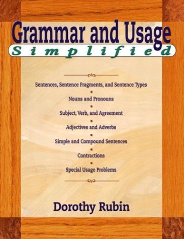Grammar Simplified   2005 edition cover