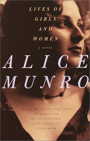 Lives of Girls and Women   2001 edition cover