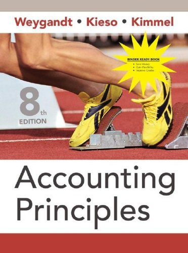 ACCT.PRINCIPLES-LOOSELEAF >CUS 8th 2007 9780471948490 Front Cover