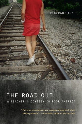 Road Out A Teacher's Odyssey in Poor America  2013 edition cover