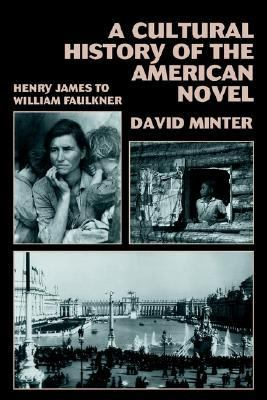 Cultural History of the American Novel   1996 9780521467490 Front Cover