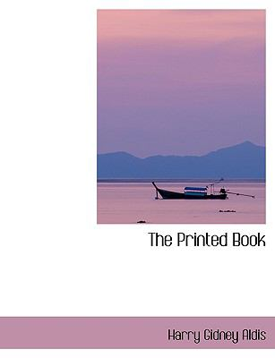 The Printed Book:   2008 edition cover