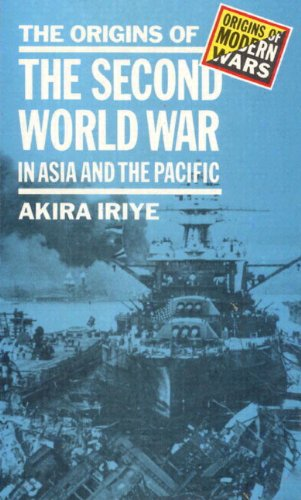 Second World War in the Pacific   1987 edition cover