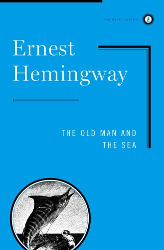 Old Man and the Sea   1980 edition cover