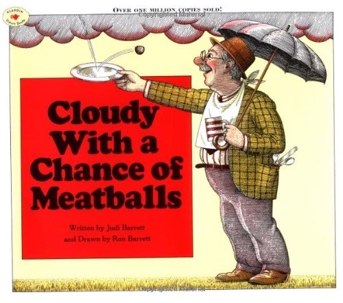 Cloudy with a Chance of Meatballs   1978 edition cover