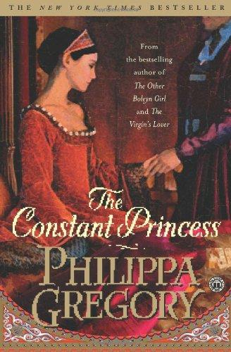 Constant Princess   2006 edition cover