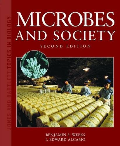 Microbes and Society  2nd 2008 (Revised) edition cover