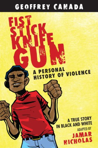 Fist Stick Knife Gun A Personal History of Violence N/A edition cover