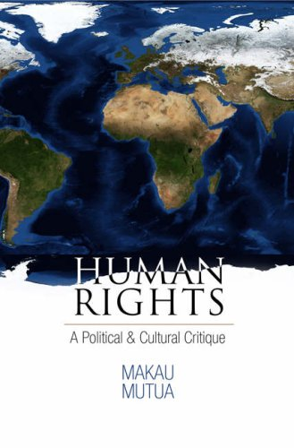Human Rights A Political and Cultural Critique  2002 edition cover