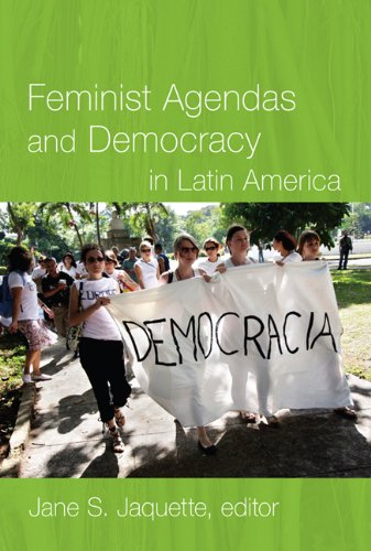 Feminist Agendas and Democracy in Latin America   2009 edition cover