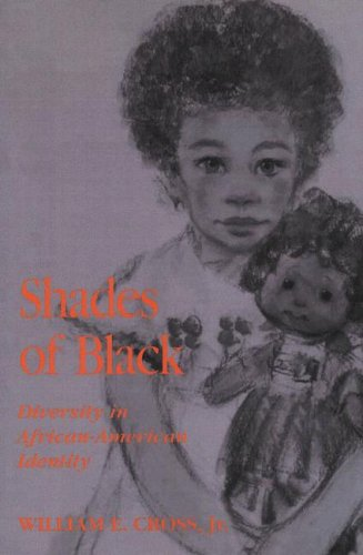 Shades of Black Diversity in African-American Identity N/A edition cover