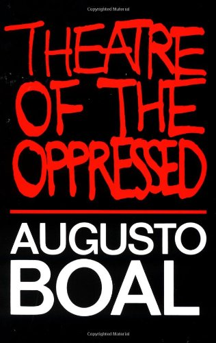 Theatre of the Oppressed  N/A edition cover