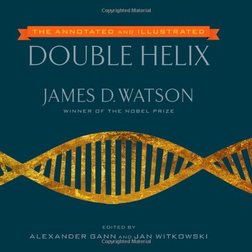 Double Helix   2012 (Annotated) edition cover