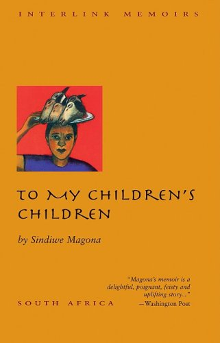 To My Children's Children  3rd 2006 edition cover