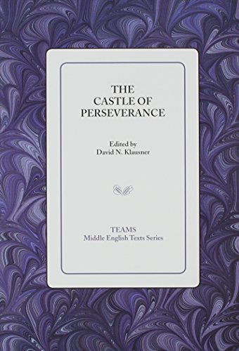Castle of Perseverance   2010 edition cover
