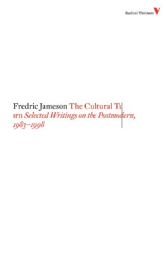 Cultural Turn Selected Writings on the Postmodern, 1983-1998  1998 edition cover