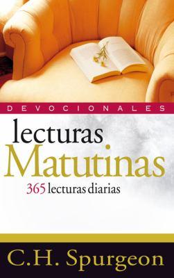 Lecturas Matutinas 365 Lecturas Diarias N/A 9788482674490 Front Cover