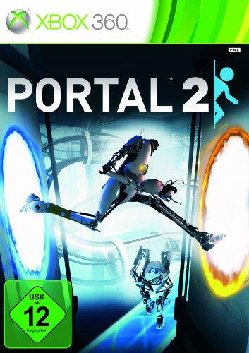 Portal 2 Xbox 360 artwork
