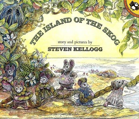 Island of the Skog  N/A edition cover