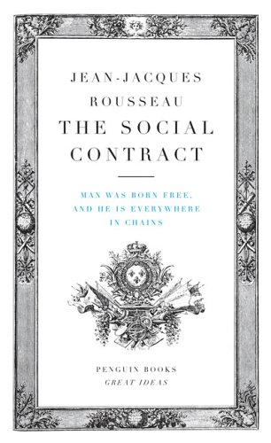 Social Contract   2006 edition cover