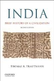 India Brief History of a Civilization 2nd 2015 edition cover