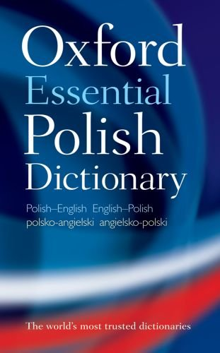 Oxford Essential Polish Dictionary   2010 edition cover
