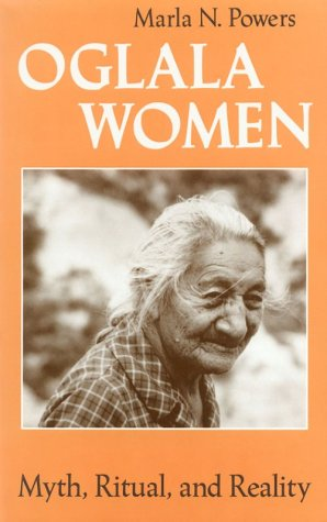 Oglala Women Myth, Ritual, and Reality N/A edition cover