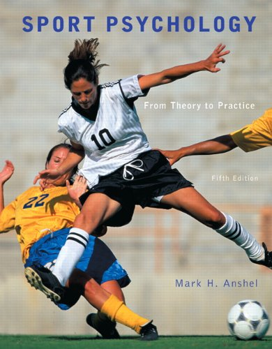 Sport Psychology From Theory to Practice 5th 2012 (Revised) edition cover