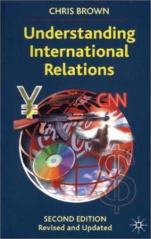 Understanding International Relations  2nd 2001 (Revised) edition cover