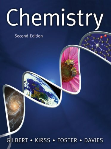 Chemistry The Science in Context 2nd 2009 edition cover