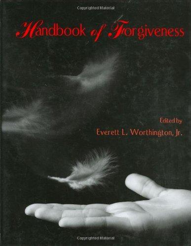 Handbook of Forgiveness   2005 edition cover