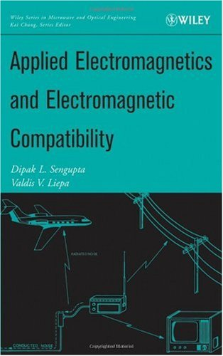 Applied Electromagnetics and Electromagnetic Compatibility   2006 edition cover