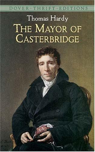 Mayor of Casterbridge   2005 edition cover
