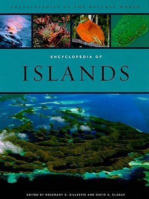 Encyclopedia of Islands   2009 9780520256491 Front Cover