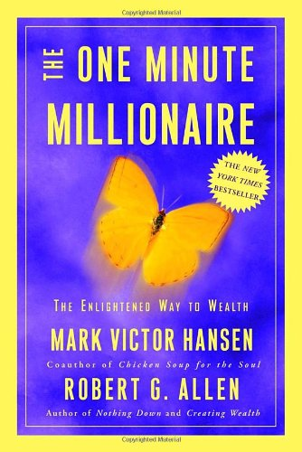 One Minute Millionaire The Enlightened Way to Wealth  2002 edition cover