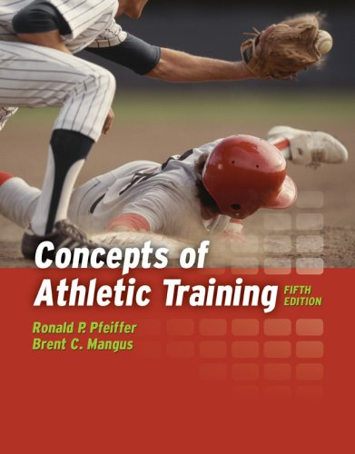 Concepts of Athletic Training  5th 2008 (Revised) edition cover