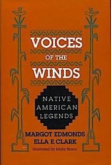 Voices of the Winds : Native American Legends  1989 (Reprint) edition cover