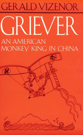 Griever An American Monkey King in China Reprint  edition cover