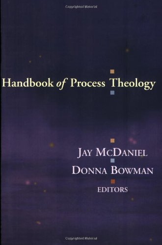 Handbook of Process Theology   2006 (Annotated) edition cover