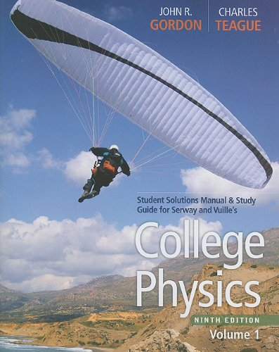 College Physics  9th 2012 edition cover