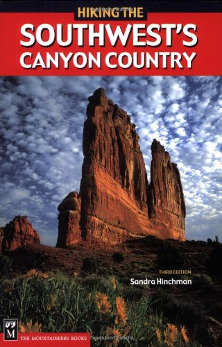 Hiking the Southwest's Canyon Country  3rd 2004 edition cover